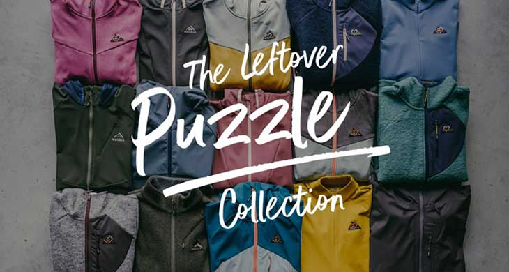 The Leftover Puzzle Collection
