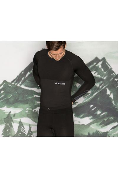 Maloja KingswoodM.Shirt Men´s Base Layer langarm Shirt