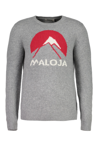 Maloja AntoninM. Knitted Pullover