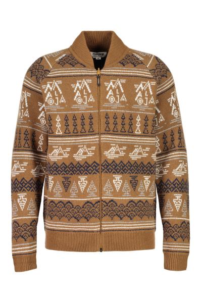 Maloja DuengM. Reversible Knitted Jacke