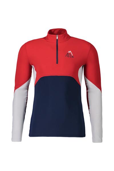 Maloja RiunellM. Shirt Langlauf Race Shirt
