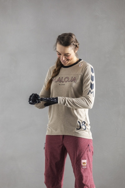 Maloja GegliaM. Long Sleeve Freeride Jersey