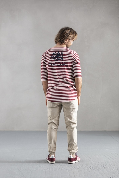 Maloja DurmiglietM. 3/4 Sleeve Shirt