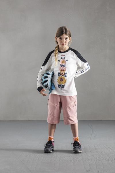 Maloja ClavadatschaG. Kinder Long Sleeve Freeride Jersey