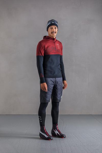Maloja GoliatM. Langlauf Hybrid Shorts