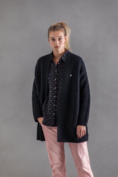 Maloja KarpoiM. Knitted Jacke