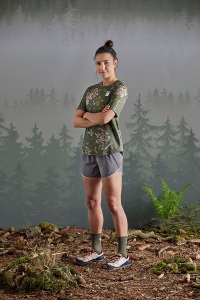 Maloja SilberblattM. Running Shorts