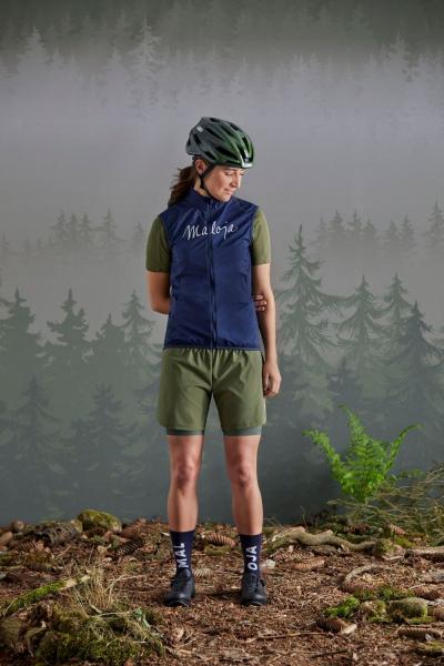 Maloja ImmenblattM. Bike Double Shorts