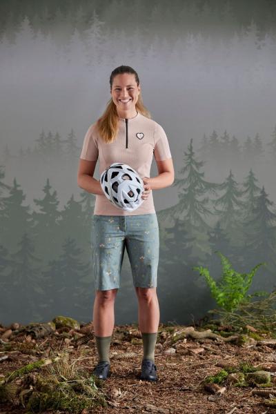 Maloja AnemonaM. Printed Multisport Shorts
