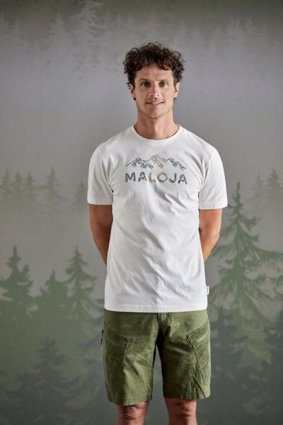 Maloja SchwarzkieferM. T-Shirt