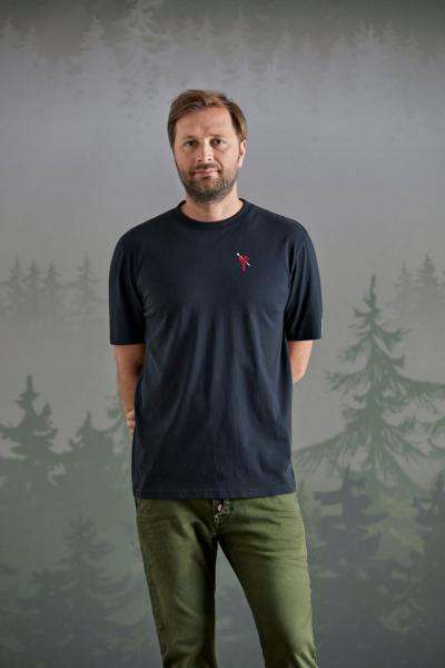 Maloja TrauermantelM. T-Shirt