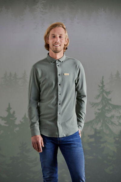 Maloja SchwarznussM. Polo Shirt