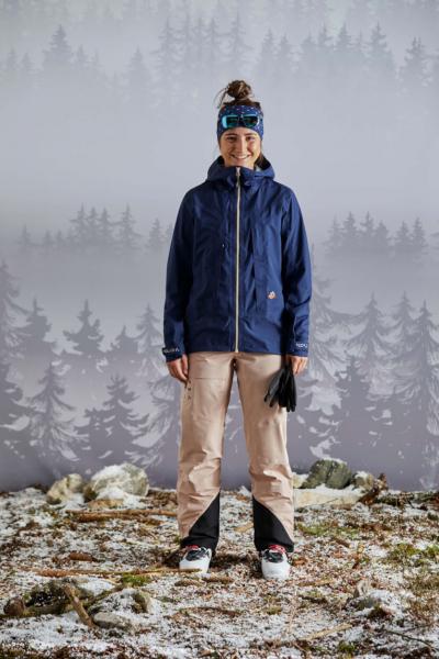 Maloja ThinleyM. Skitouren Shell Jacke