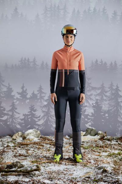 Maloja SycamoreM. Shirt Skitouren Renn Shirt